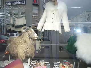 Wierd wool shop 2