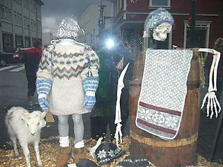 Wierd wool shop 1