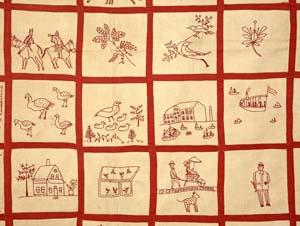 American Museum quilt